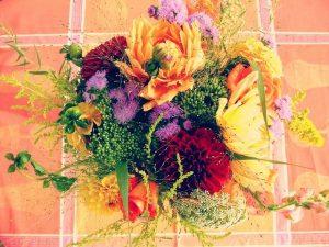 敬老の日 花 種類1