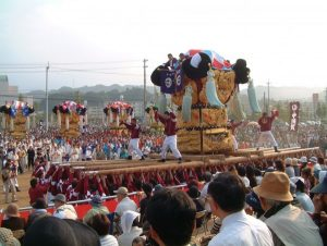 新居浜太鼓祭り 歴史1