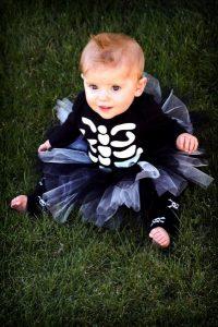 ハロウィン 衣装 手作り 赤ちゃん1