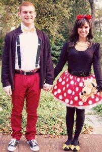 ハロウィン 衣装 男女ペア1