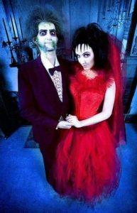 ハロウィン 衣装 男女ペア9