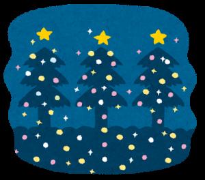 クリスマス イルミネーション 意味2